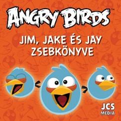 - Angry Birds - Jim, Jake és Jay zsebkönyve