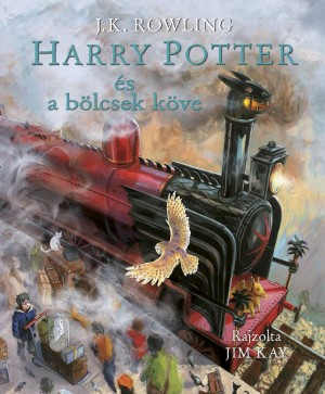 J. K. Rowling - Harry Potter �s a b�lcsek k�ve