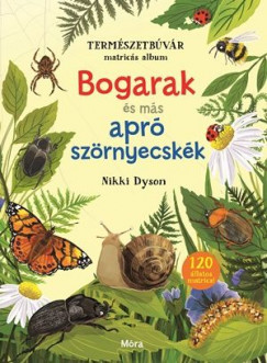 - Bogarak és más apró szörnyecskék