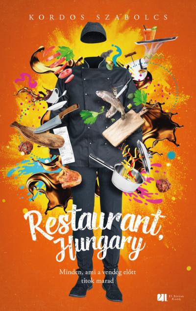 Kordos Szabolcs - Restaurant, Hungary