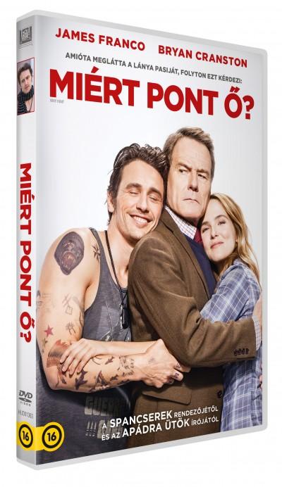John Hamburg - Miért pont Ő? - DVD