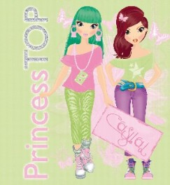 - Princess TOP - Casual (green)