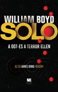 Boyd William - SOLO - A 007-es a terror ellen