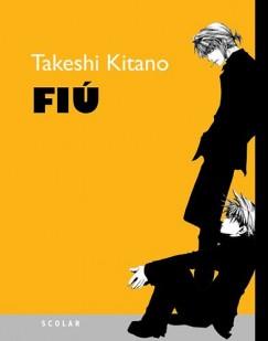 Takeshi Kitano - Fiú