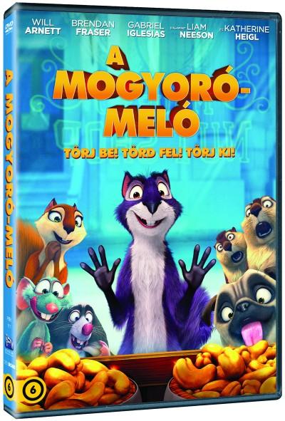 Peter Lepeniotis - A mogyoró-meló - DVD