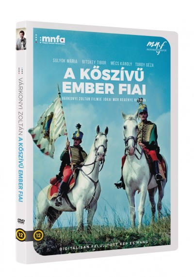 Várkonyi Zoltán - A kőszívű ember fiai - DVD