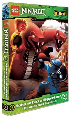 - Lego Ninjago 2.