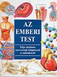 Emberi test gyerekeknek könyv