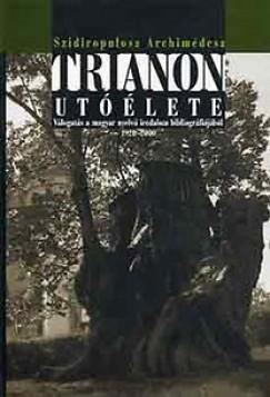 Archimédesz Szidiropulosz - Trianon utóélete