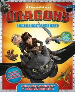 - Dragons - foglalkoztatófüzet