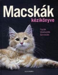 Antje Breuer - Faragó Judit  (Szerk.) - Macskák kézikönyve