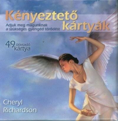 KÉNYEZTETŐ KÁRTYÁK - 49 ÖTLETADÓ KÁRTYA -