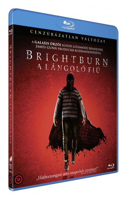 David Yarovesky - Brightburn - A lángoló fiú - cenzurázatlan változat - Blu-ray