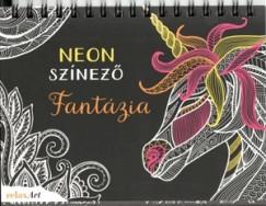 - Neon színező - Fantázia
