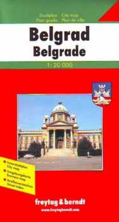 - Belgrad 1:20 000