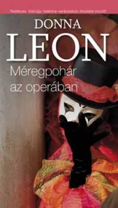 Donna Leon - Méregpohár az operában