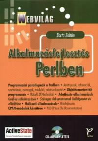 Barta Zoltán - Alkalmazásfejlesztés  Perlben