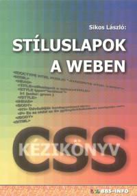 Sikos László - Stíluslapok a weben - CSS kézikönyv