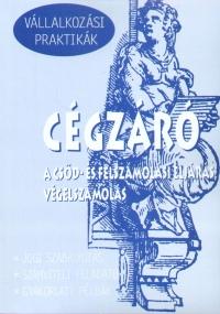 Buza János - Dr. Pázmányi György - Mózes Zoltán  (Szerk.) - Cégzáró