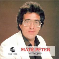 Péter Máté - Elmegyek - CD