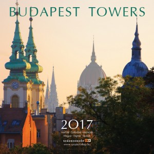 - Budapest Towers 2017 - Napt�r