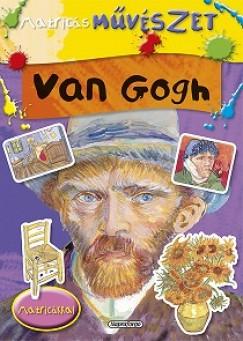 José Morán - Matricás művészet - Van Gogh