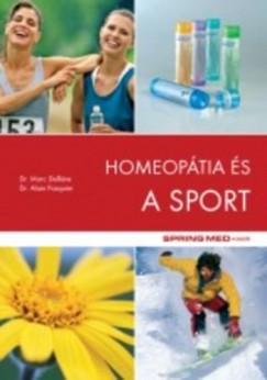 - Homeopátia és a sport