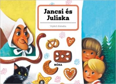 Vojtech Kubasta - Jancsi és Juliska - 3D mesekönyv