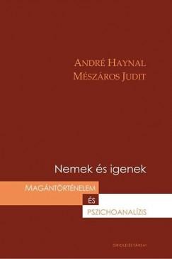 Haynal André - Mészáros Judit - Nemek és igenek