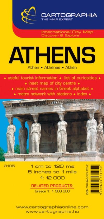 - ATHENS 1:12 000