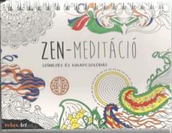 - Zen meditáció