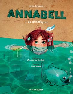 Miriam Borgermans - Annabell - az átokfajzat