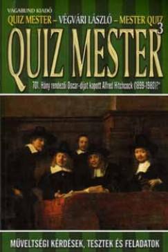 - Quiz mester 3.