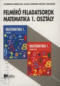 Dr. Hajdu Sándor - Novák Lászlóné - Felmérő feladatsorok matematika 1. osztály