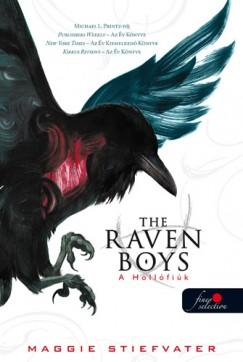 Maggie Stiefvater - The Raven Boys - A Hollófiúk