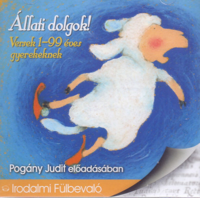 Pogány Judit - Állati dolgok! - Hangoskönyv