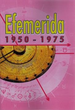 - Efemerida 1950-1975