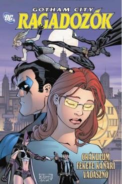 Gail Simone - Gotham City 1. - Ragadozók