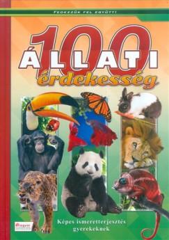 Oláh Andor - 100 állati érdekesség