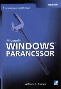 William R. Stanek - Microsoft Windows parancssor