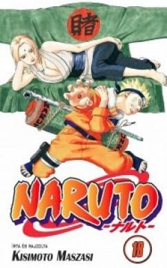 Kisimoto Maszasi - Naruto - 18. kötet