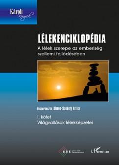 Simon-Székely Attila  (Szerk.) - Lélekenciklopédia I.