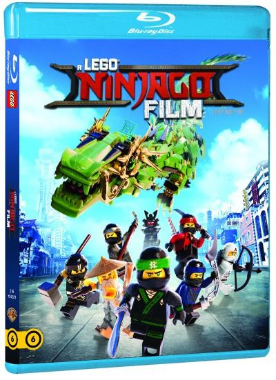 Charlie Bean - A Lego Ninjago film - Blu-ray