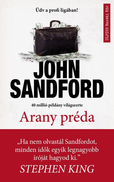 John Sandford - Arany préda