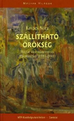 Kovács Nóra - Szállítható örökség