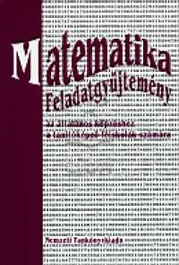 Balassa Zsófia - Matematikai feladatgyűjtemény
