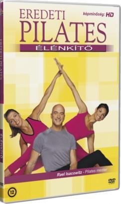Rael Isacowitz - Eredeti Pilates - Élénkítő - DVD