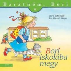Liane Schneider - Bori iskolába megy