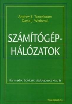 Andrew S. Tanenbaum - David J. Wetherall - Számítógép-hálózatok