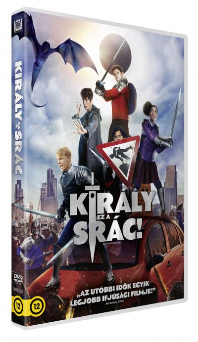 Joe Cornish - Király ez a srác! - DVD